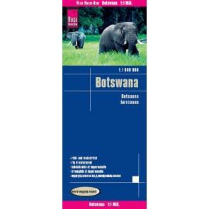 Wegenkaart Botswana 1:1m 8.A 2019