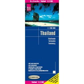 Landkaart Thailand 1:1 2m  11.A 2019