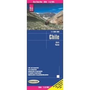 Landkaart Chile-Chili 1:1 600.000 11.A 2020
