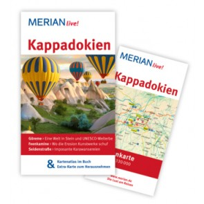 Kappadokien Merian live! 2014