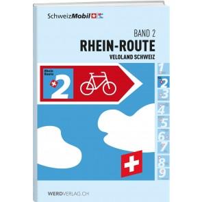 Veloland Schweiz Band 2 Rhein-Route
