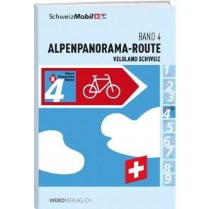 Veloland Schweiz Band 4 Alpenpanorama-Route