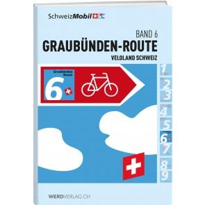 Veloland Schweiz Band 6 Graubünden-Route