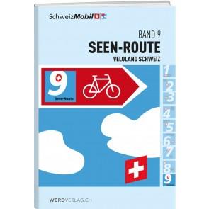 Veloland Schweiz Band 9 Seen-Route