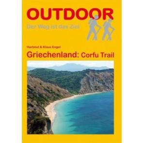 Wandelgids Griechenland: Corfu Trail (273) 1.A 2012
