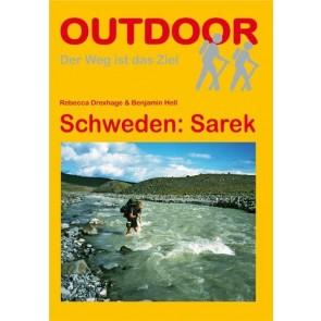 Wandelgids Zweden: Sarek  (17) 2.A 2011