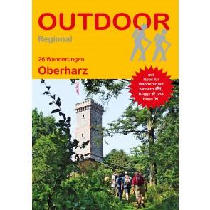 Wandelgids Oberharz - 26 Wanderungen (386) 1.A 2017