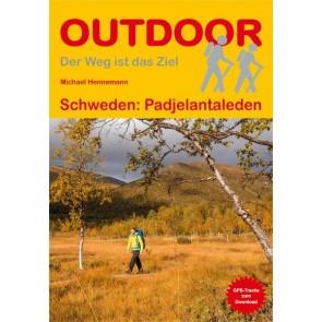 Wandelgids Schweden - Padjelantaleden (261)