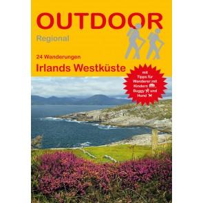 Wandelgids Irlands Westküste 24 Wanderungen (413) 1.A 2017