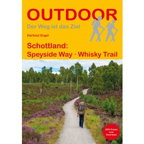 Wandelgids Schotland: Speyside Way-Whisky Trail (43) 5.A 2018