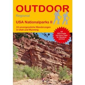 USA Nationalparks II - 24 unvergessliche Wanderungen in Utah und Wyoming (416)