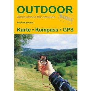 Basiswissen für draußen: Karte-Kompass-GPS (4)