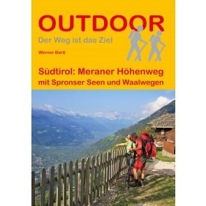 Wandelgids Südtirol: Meraner Höhenweg (310)