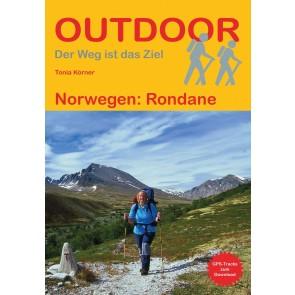 Wandelgids Norwegen: Rondane (252) 2.A 2020