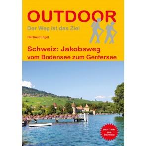 Wandelgids Zwitserland: Jakobsweg vom Bodensee zum Genfersee (117) 11.A 2020