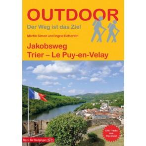 Wandelgids  Jakobsweg Trier - Le Puy  (211) 3.A 2020