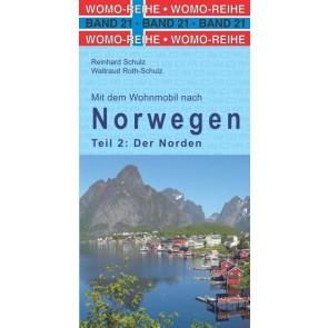 Campinggids WoMo 21: Mit dem Wohnmobil nach Nord-Norwegen