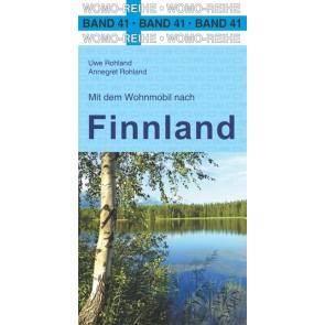 Campinggids WoMo 41: Mit dem Wohnmobil nach Finnland
