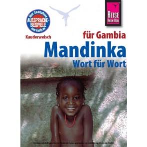 Taalgids Mandinka/Gambia (KW 95) 4.A 2018