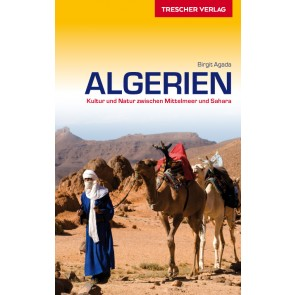 Reisgids Algerien 2.A 2015