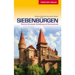 Reisgids Siebenbürgen 3.A 2015