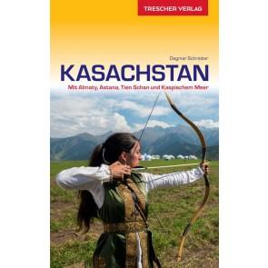 Reisgids Kasachstan 6.A 2017