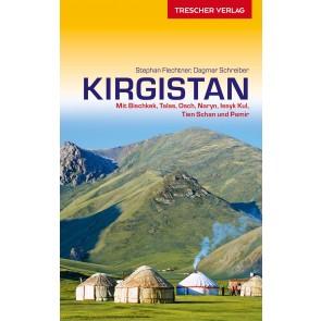 Reisgids Kirgistan 6.A 2019