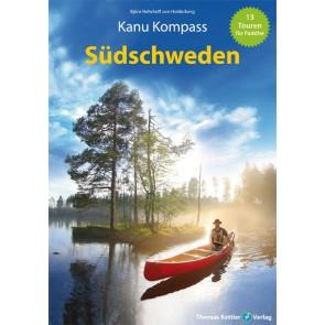 Kanu Kompass Südschweden (3.A 2018)