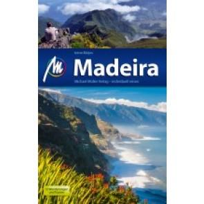 Reisgids Madeira 7.A 2017