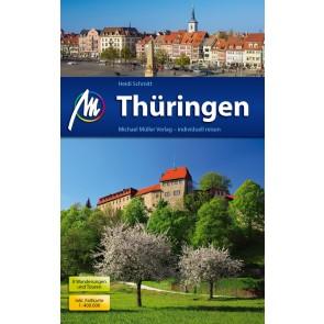 Reisgids Thüringen  2017