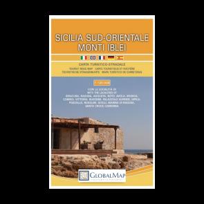 Sicilië: Sicilia Sud - Orientale - Monti Iblei 1:120.000