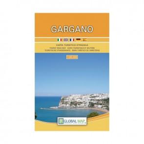 Toeristenkaart Italië: Gargano 1:80.000 (2017)