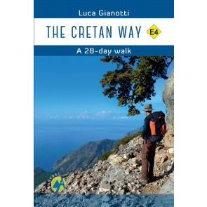 The Cretan Way - E4 - A 28-day walk