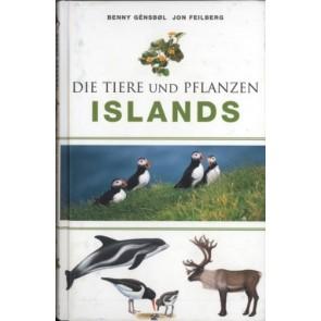 Die Tiere und Pflanzen Islands