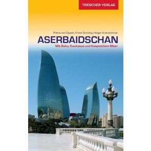 Reisgids-Aserbaidschan 4.A 2020