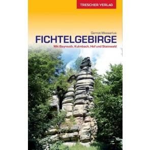 Reisgids Fichtelgebirge 1.A 2019