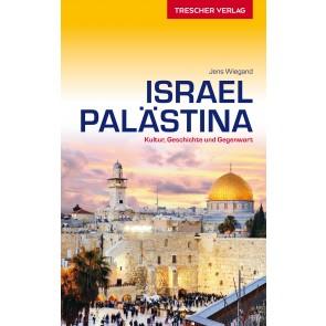 Reisgids Israel und Palästina 2.A 2020