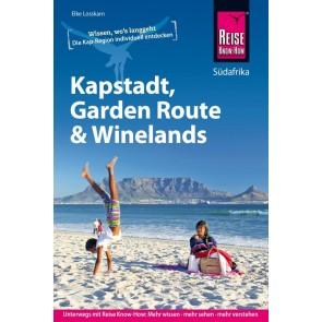 Reisgids Kapstadt, Garden Route & Kap-Provinz