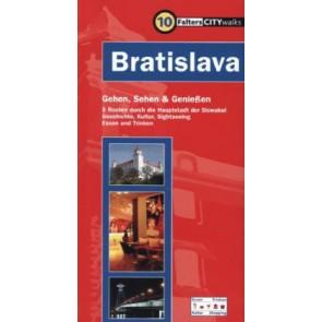 Reisgids Bratislava - Falters City Walks 10 - Gehen, Sehen & Genießen