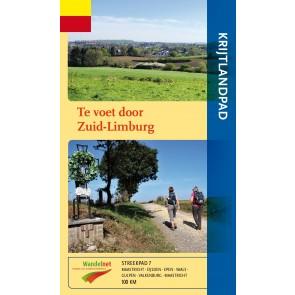 LAW-gids SP 7 Krijtlandpad - te voet door Zuid-Limburg