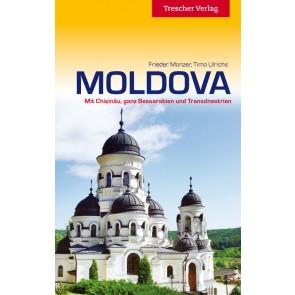 Reisgids Moldova  2.A 2016