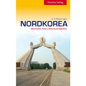 Reisgids Nordkorea 3.A 2014